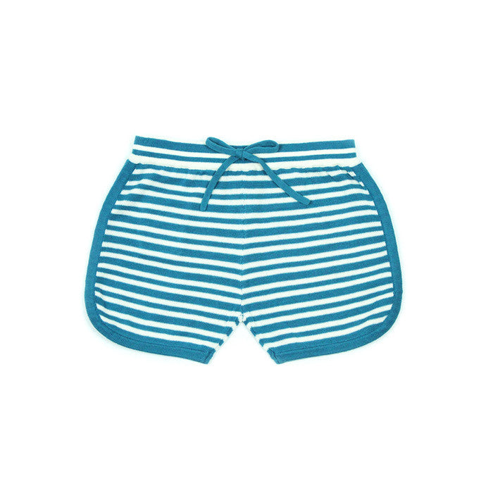 Love Summer Shorts Blue