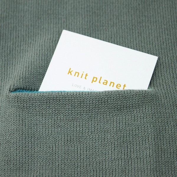 Little Pocket T Grey