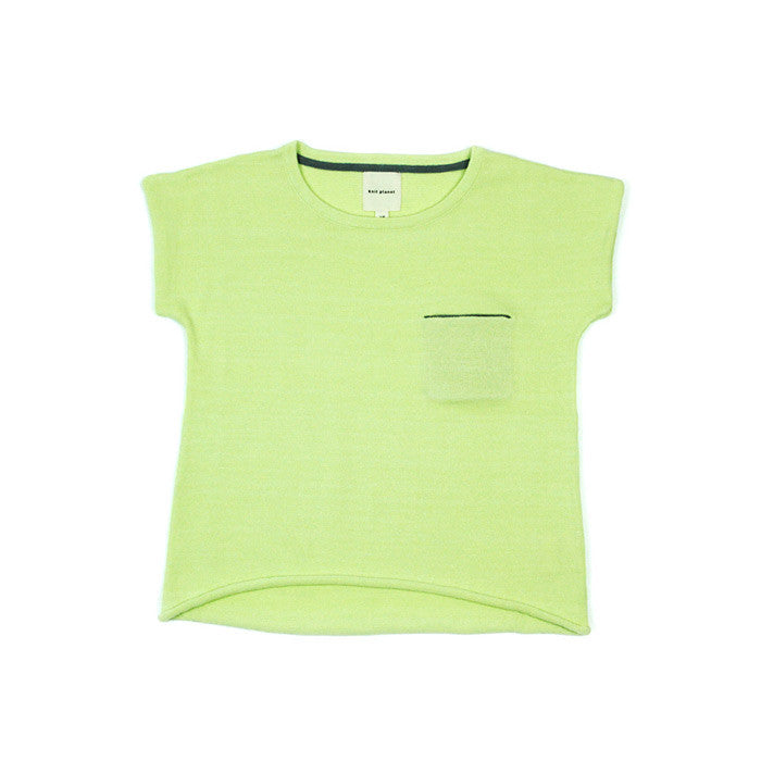 Little Pocket T Lime