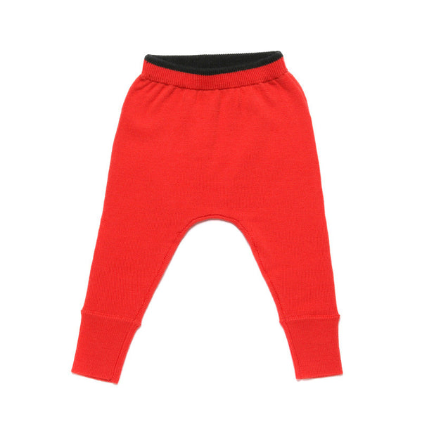 Active Trousers Coral Red