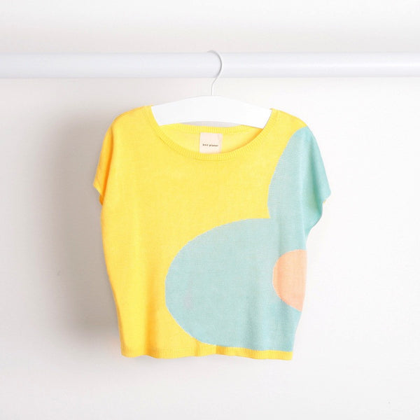 Blossom Blouse Lemon