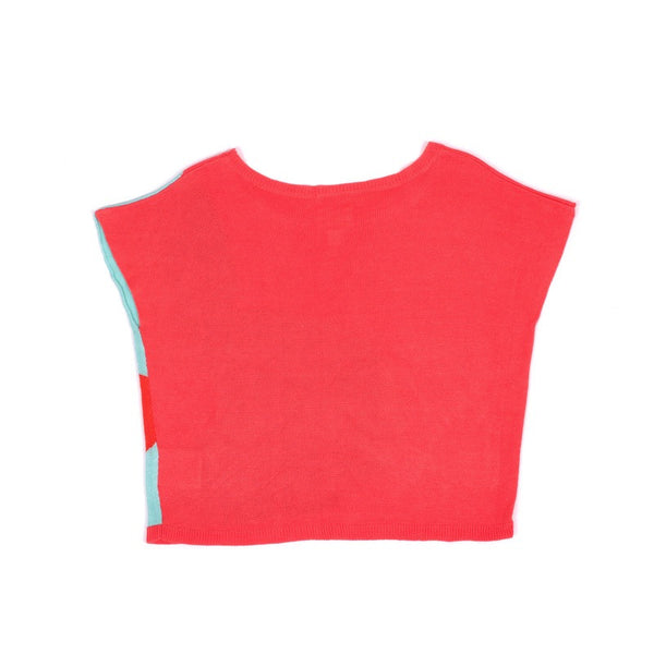 Blossom Blouse Coral