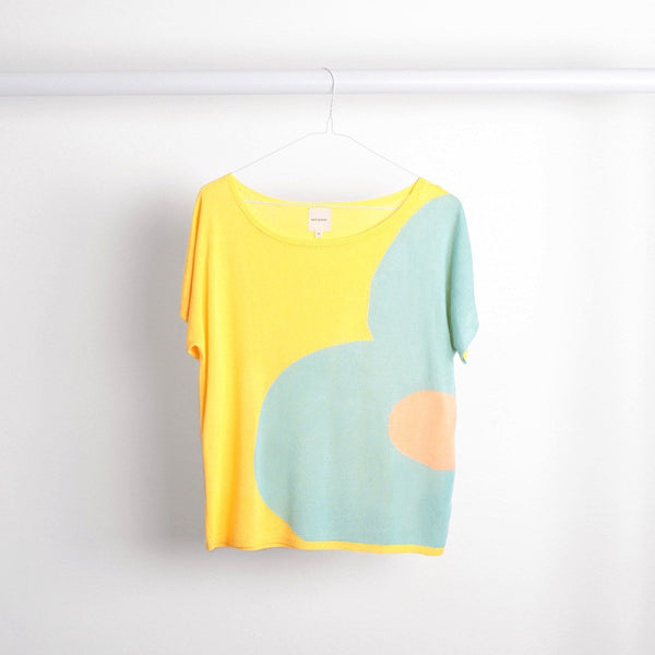 Blossom Blouse Lemon (Adult)