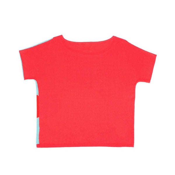 Blossom Blouse Coral (Adult)