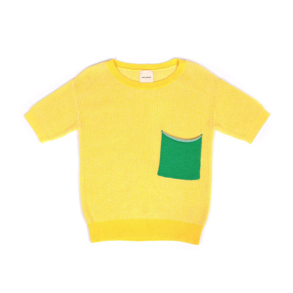 Breezy Jumper Lemon