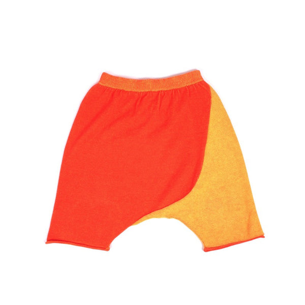 Wavy Trousers Orange