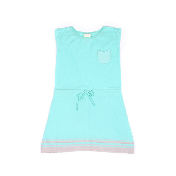 Little Fairy Dress Aqua