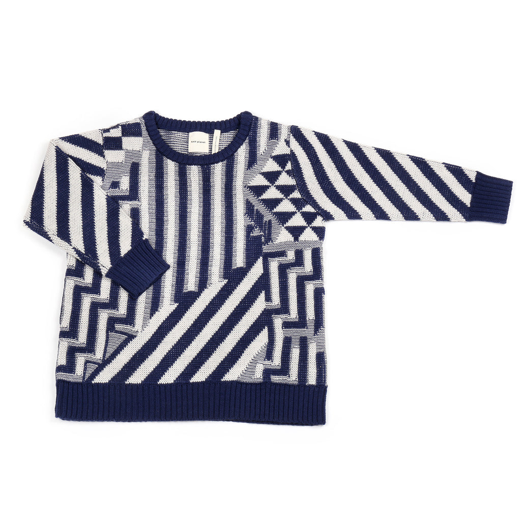 Journey Jumper Navy