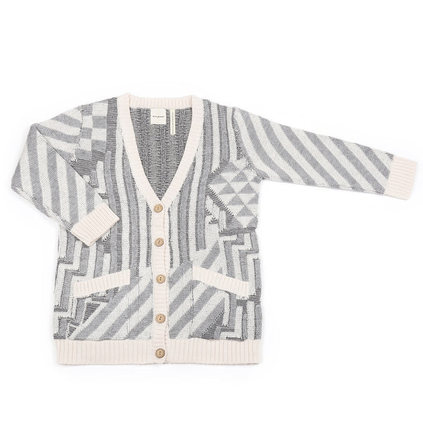 Journey Cardigan Cream