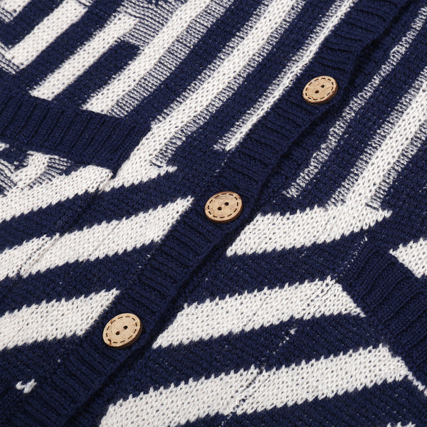 Journey Cardigan Navy