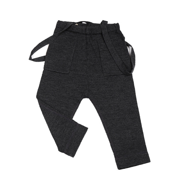 Smart Trousers Charcoal