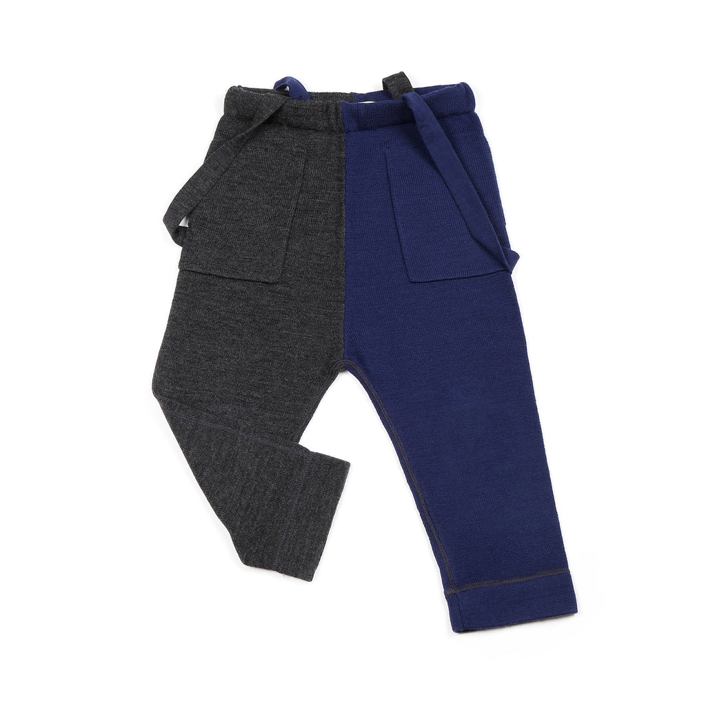 Smart Trousers Navy / Charcoal