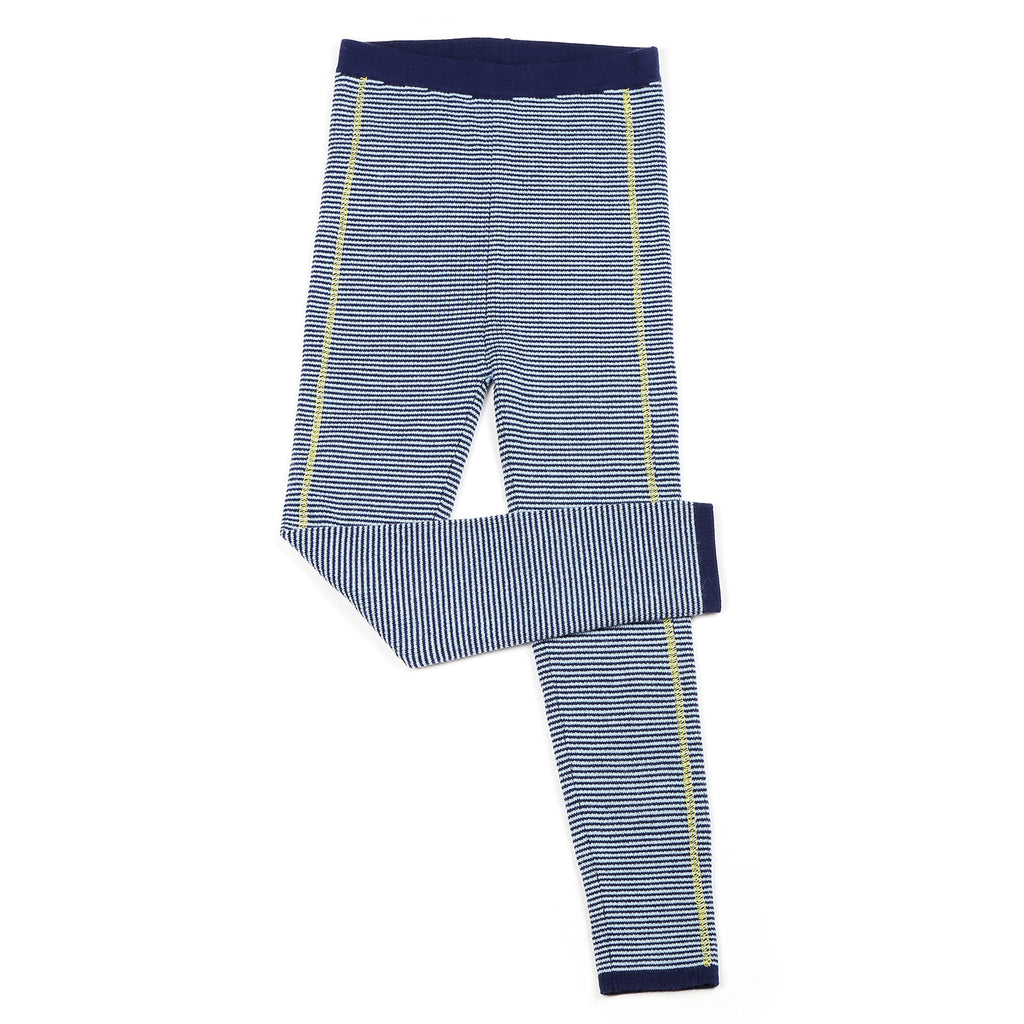 Ribbing Legging Navy