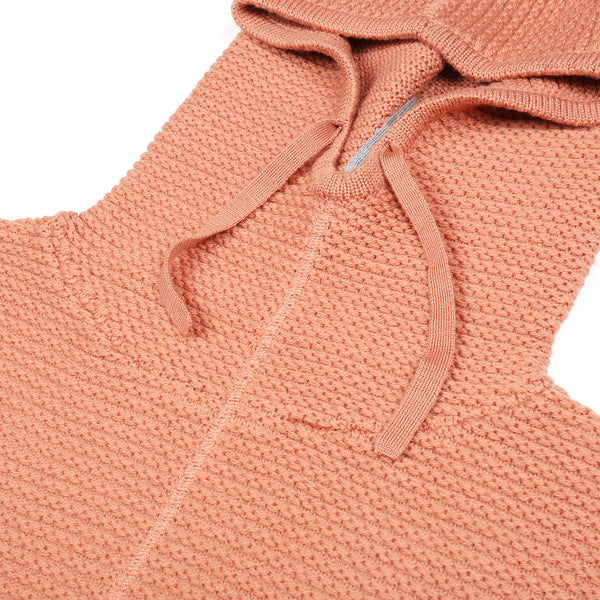 Pocket Poncho Rose Clay