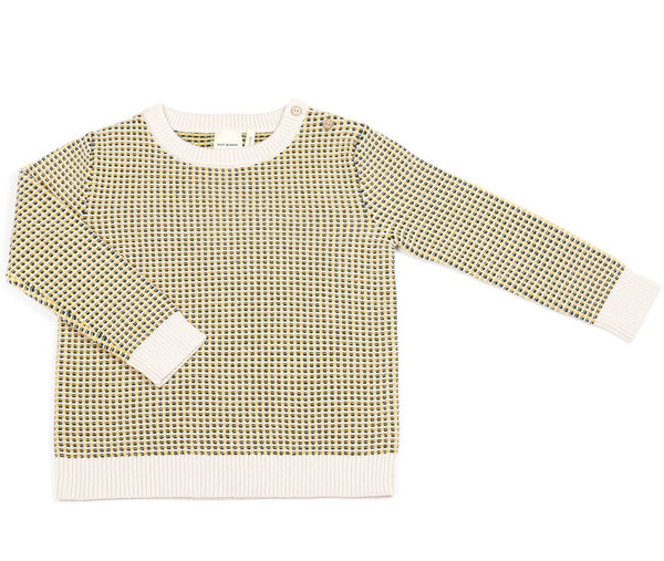 Pixel Jumper Yellow