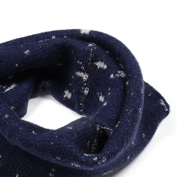 Firework Snood Navy