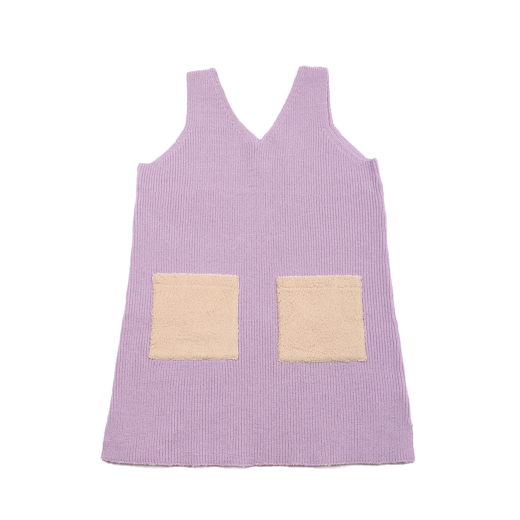 Pocket Dress Violet