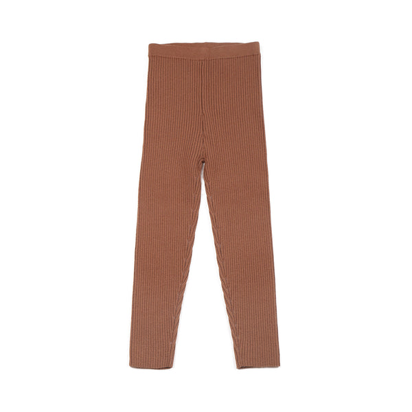 Basic Legging Brown