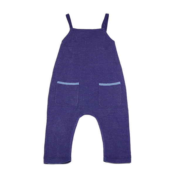 Summer Playsuit Indigo