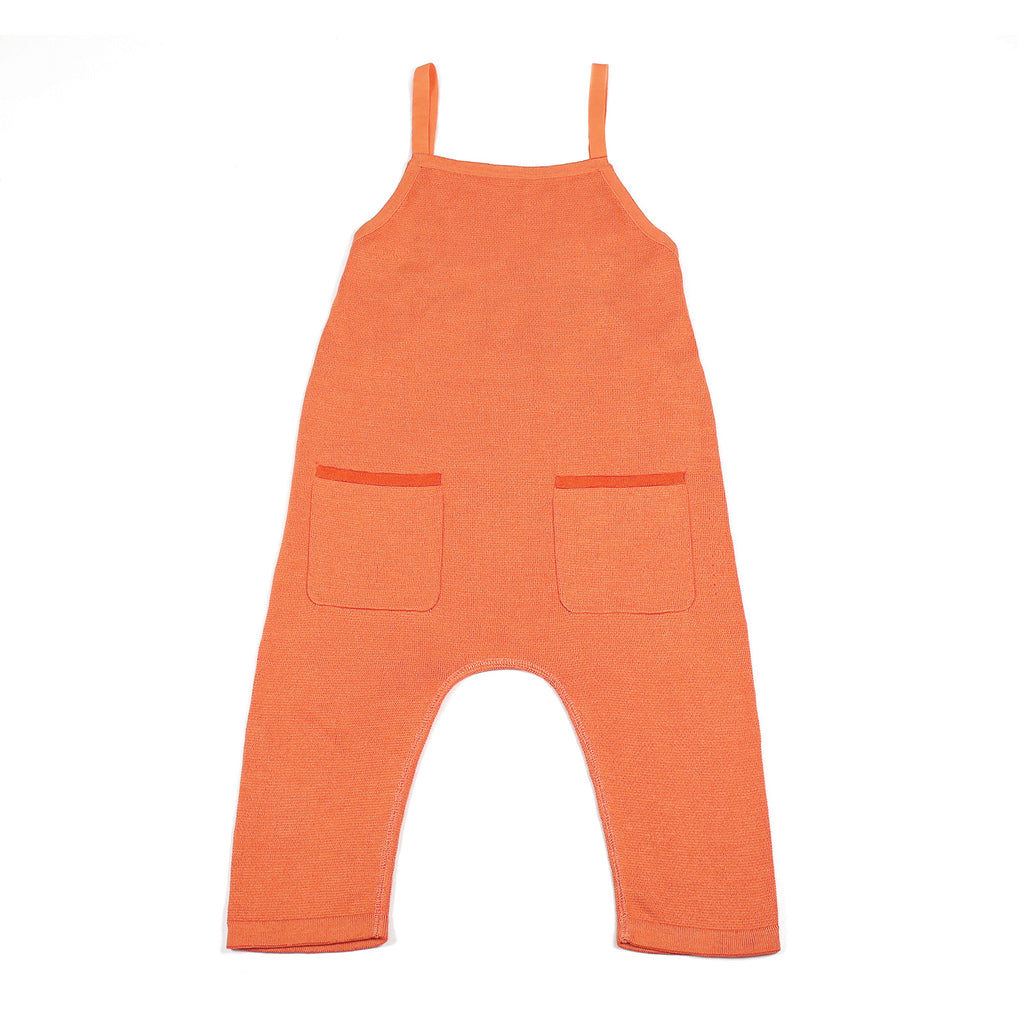 Summer Playsuit Orange