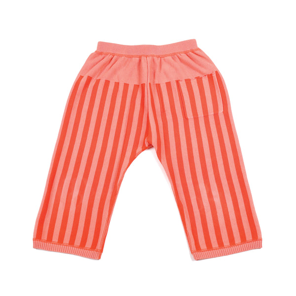 Little Pocket Trousers Orange/Berry