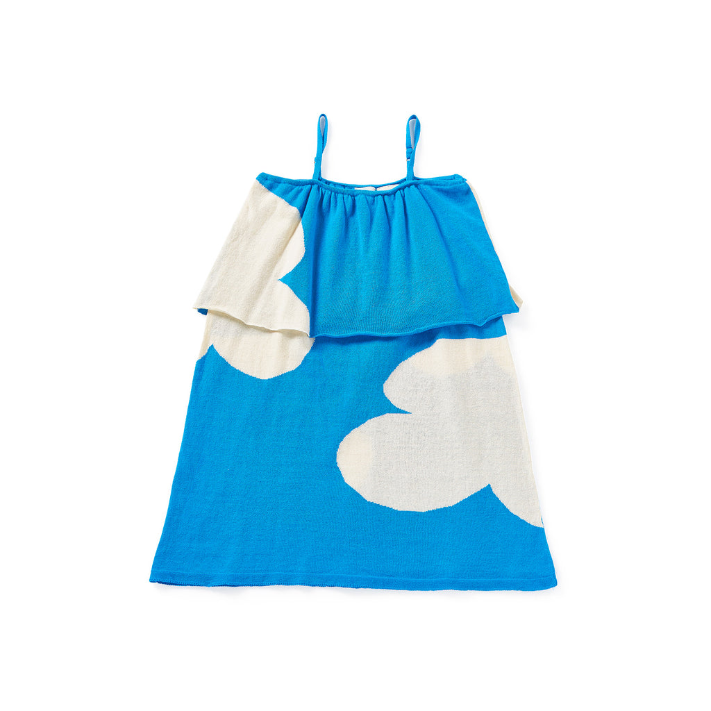 Cloud Dress Blue