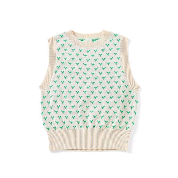 Sprout Vest Cream