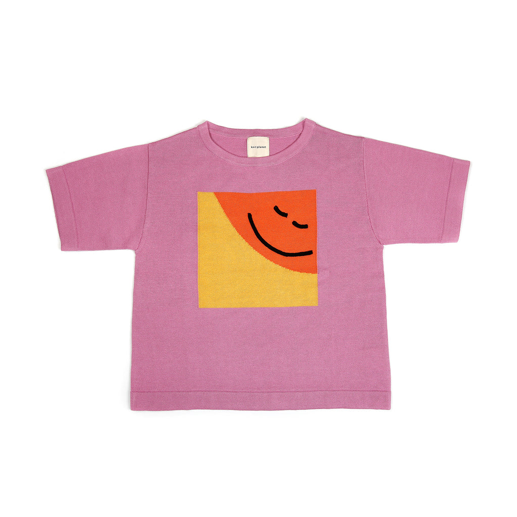 Sunshine Top Pink