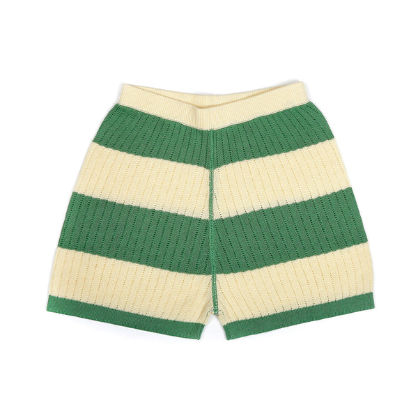 Happy Shorts Green/Vanilla