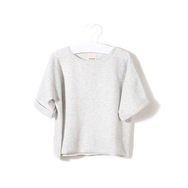 Summer Chubby T Pale Grey