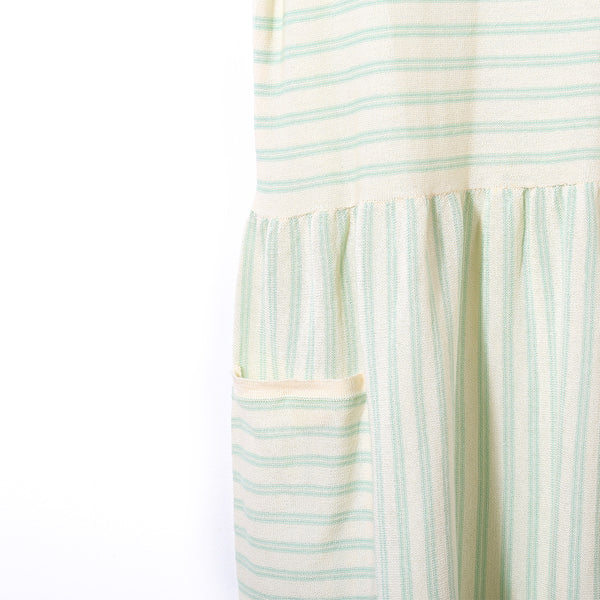 Ice Cream Dress Cream / Mint