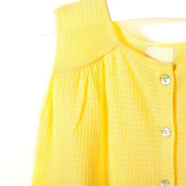 Daydream Blouse Yellow