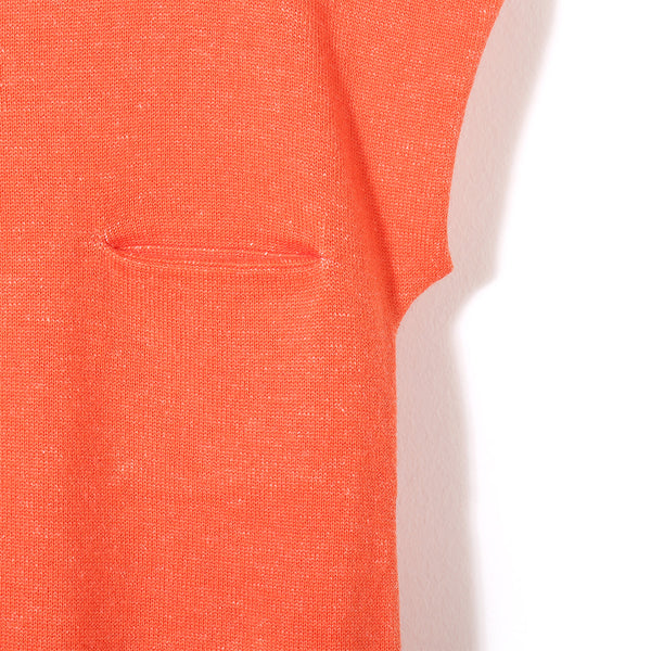 Little Pocket T Orange