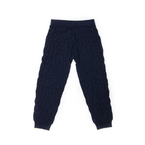Marshmallow Trousers Navy