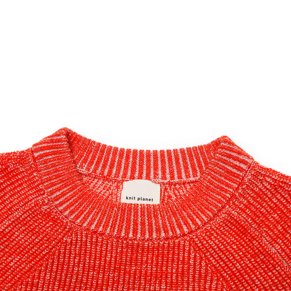 Smile Jumper Red