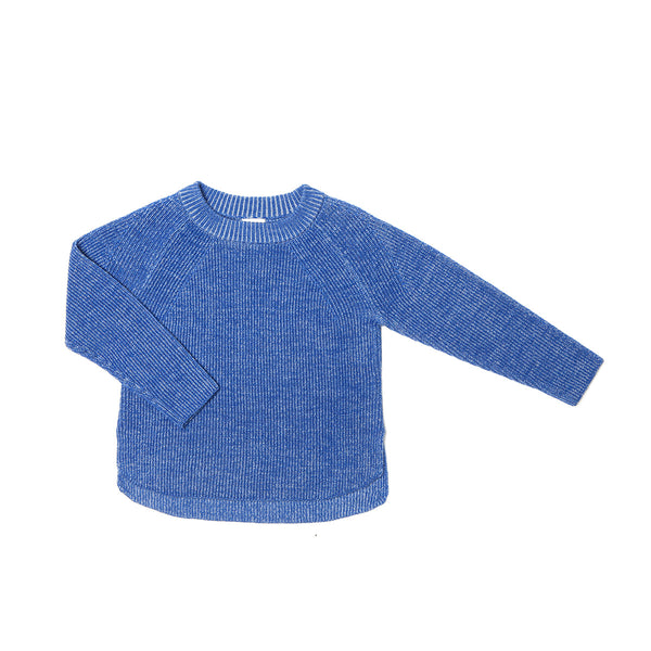 Smile Jumper Blue