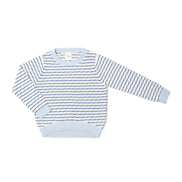 Ripple Jumper Blue