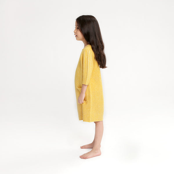 Chubby Dress Yellow