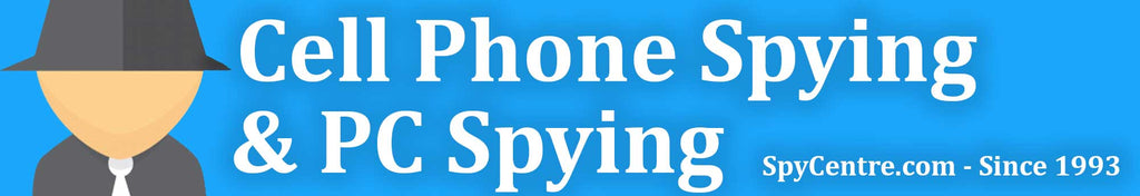 Cell Phone Spying and PC Spying Collection Banner