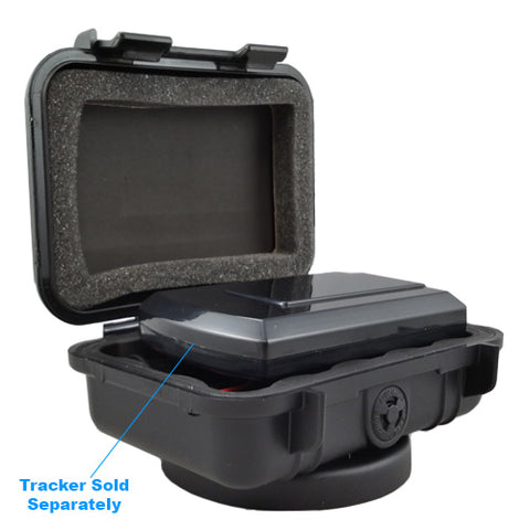 Weatherized Extended Battery Case for Real Time GPS Trackers