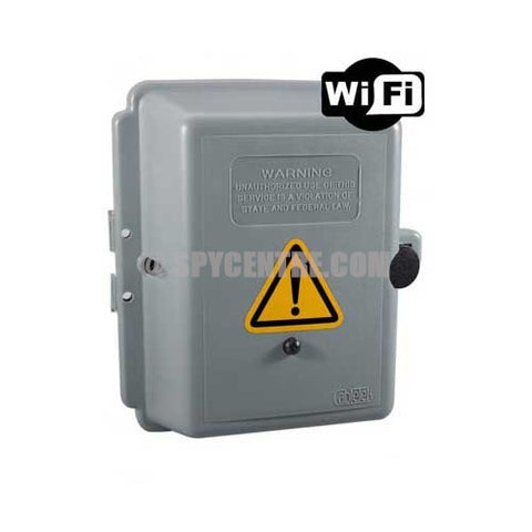 WiFi Cable Box Hidden Camera - Spy Centre Security