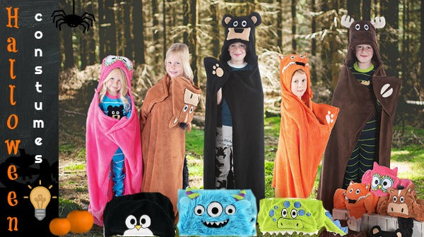 Last Minute Kids Halloween Costumes Guaranteed To Be A Hit!