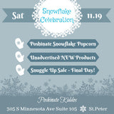 St. Peter | Poshinate Kiddos Snowflake Celebration November 19th 2016
