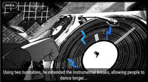 Turntables Used To Extend The Breaks - How Back To School Break Dancing Built Hip Hop - The Curious Connection