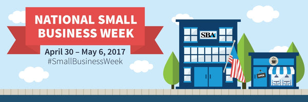 National Small Business Week | Poshinate Kiddos St Peter MN
