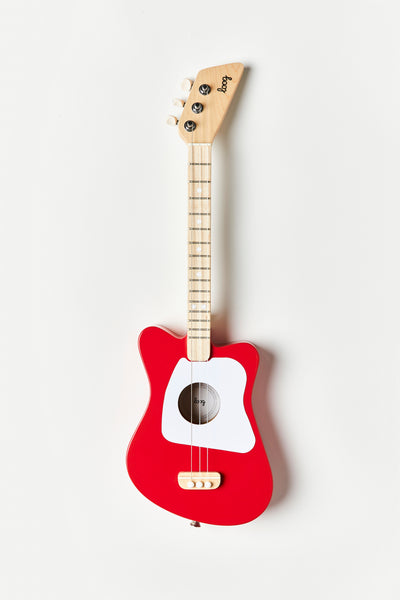 Kids Guitar | Mini Acoustic | Red