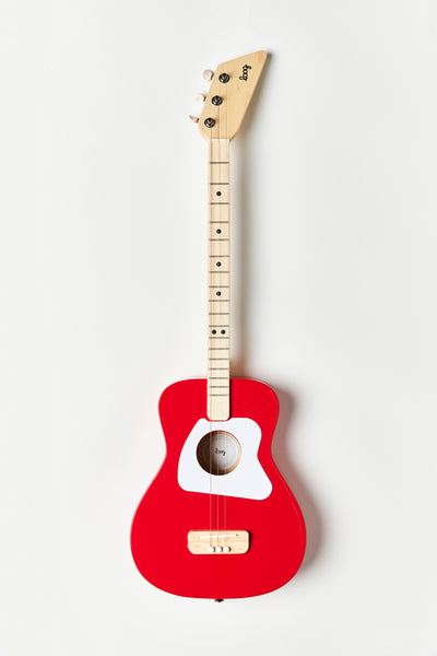 Kids Guitar | Pro Acoustic | Red