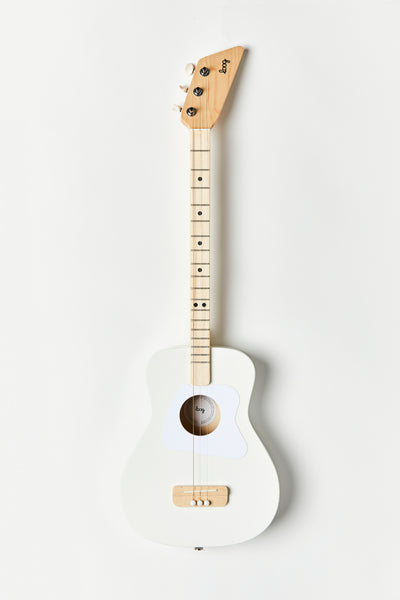 Kids Guitar | Pro Acoustic | White