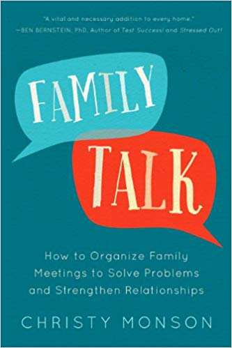 Parents Book | Family Talk - Books and Activities - Poshinate Kiddos Baby & Kids Boutique - awesome for family relationships