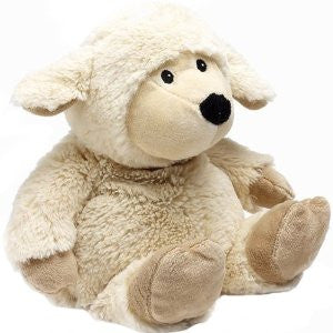 Heatable Stuffed Animal | Sheep - Heatable Plush Toys -  - Poshinate Kiddos